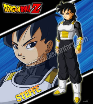 Steffe - Dragon Ball Xenoverse OC