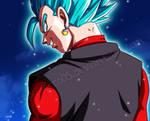 Evil Xeno Vegetto ssj blue