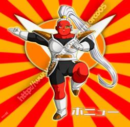 Bonyu - Dragon Ball Z: Kakarot by orco05