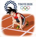 Tokyo 2020 - Son Goku