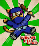 Ninja Cat Takoyaki