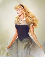 'Real Life' Princess Aurora by JirkaVinse