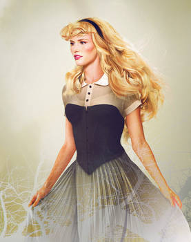 'Real Life' Princess Aurora