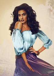 'Real Life' Esmeralda