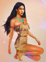'Real Life' Pocahontas