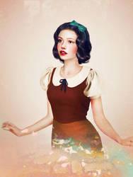 'Real Life' Snow White