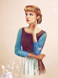 'Real Life' Cinderella