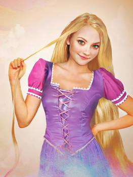 'Real Life' Rapunzel
