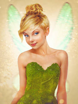'Real Life' Tinkerbell