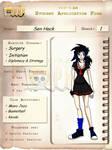 ophs chara profile- Sen Hack by EvilSmile00