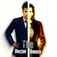 The Doctor Donna by amk445