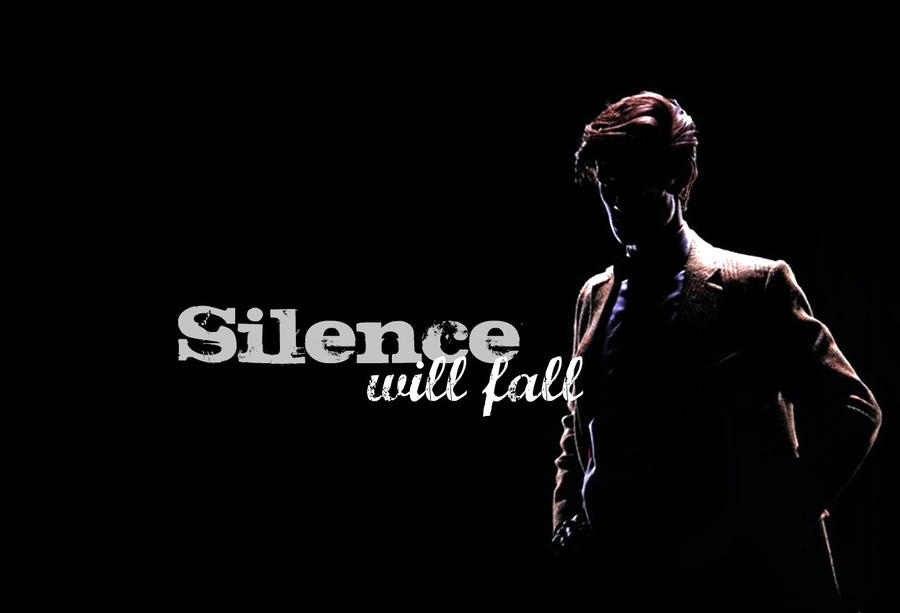 Silence will fall by amk445Doctor Who The Silence Will Fall