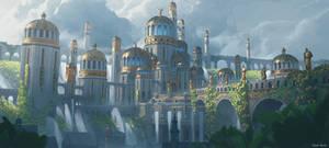 Waterfall Palace
