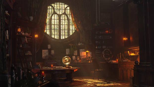 Alchemists Hideout