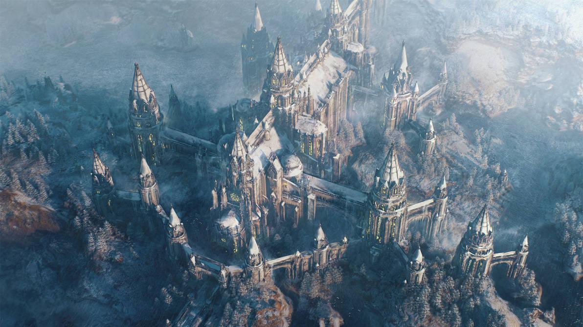 Deviant - art : une source d'inspiration pour nos univers ? - Page 2 Winter_cathedral___01_by_oliverbeck_dedaknb-pre.jpg?token=eyJ0eXAiOiJKV1QiLCJhbGciOiJIUzI1NiJ9.eyJzdWIiOiJ1cm46YXBwOjdlMGQxODg5ODIyNjQzNzNhNWYwZDQxNWVhMGQyNmUwIiwiaXNzIjoidXJuOmFwcDo3ZTBkMTg4OTgyMjY0MzczYTVmMGQ0MTVlYTBkMjZlMCIsIm9iaiI6W1t7ImhlaWdodCI6Ijw9NzIwIiwicGF0aCI6IlwvZlwvZDk3NTI4MDItODU2Yy00NTExLTgzN2ItNmVhZGJkYjU1MWI4XC9kZWRha25iLTdlODhjZjIxLTFjYjktNDNkYS1hYjYyLTlhNWI2YjYwN2Y3ZC5qcGciLCJ3aWR0aCI6Ijw9MTI4MCJ9XV0sImF1ZCI6WyJ1cm46c2VydmljZTppbWFnZS5vcGVyYXRpb25zIl19