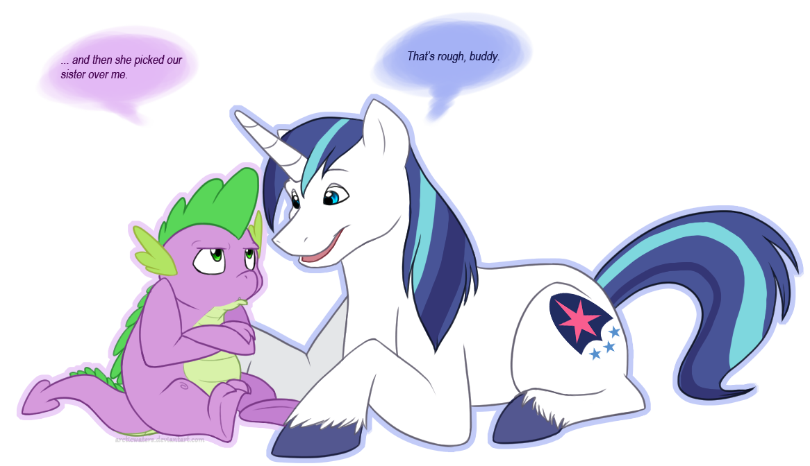 Little Bro by Arcticwaters