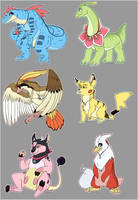 The Dream Team by Arcticwaters