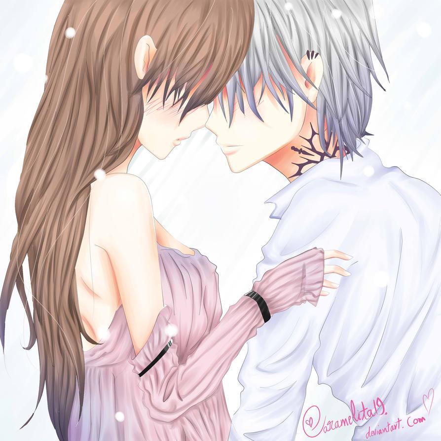 Sweet Zeki Kiss By YiiChan On DeviantArt