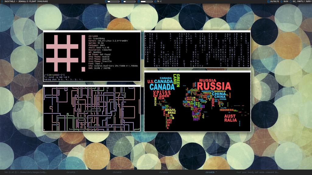 map/matrix/pipes/ by fulllfrontal