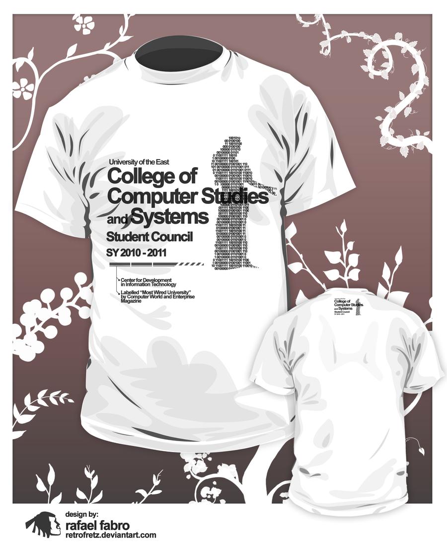 Shirt design white -  T Shirt Design Ccss White By Retrofretz