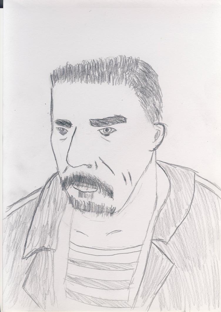 Viktor Reznov by EgonEagle