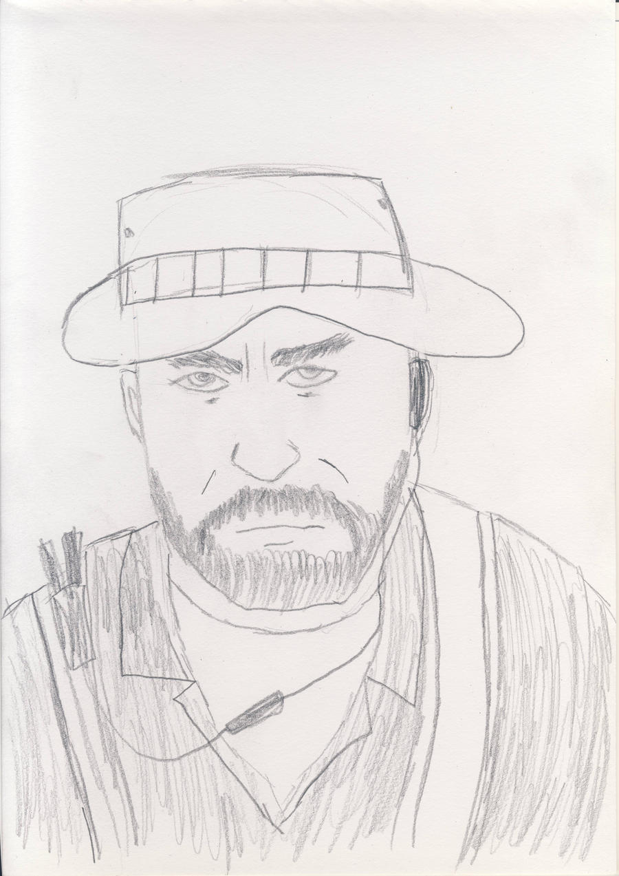 Captain Price by EgonEagle