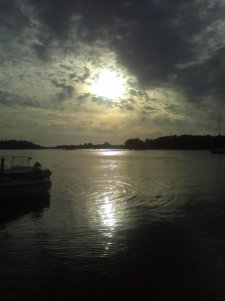Sundown by EgonEagle