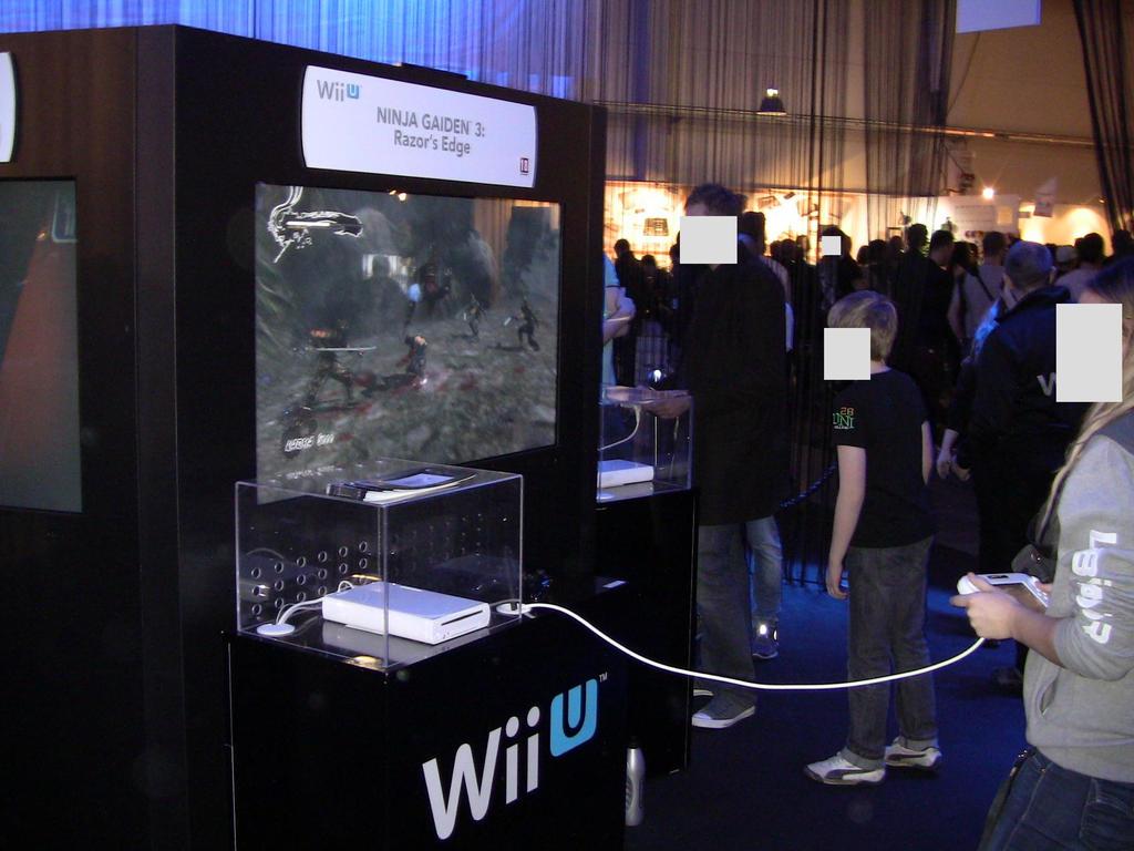 Wii U by EgonEagle