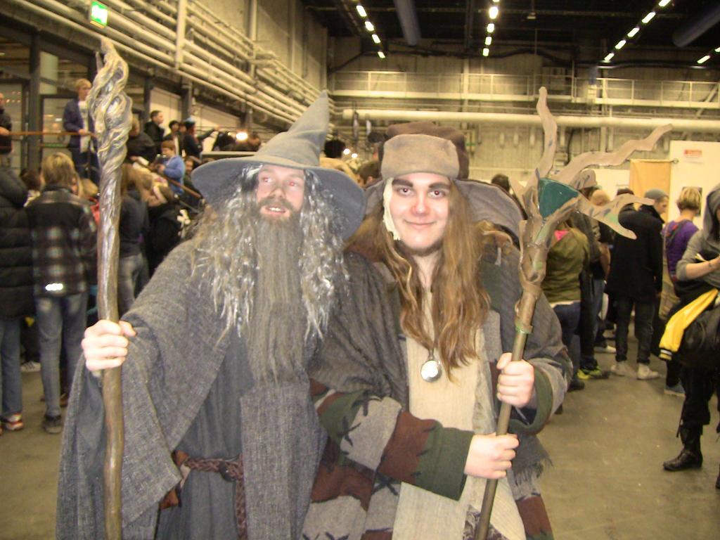 where do gandalf and radagast meet
