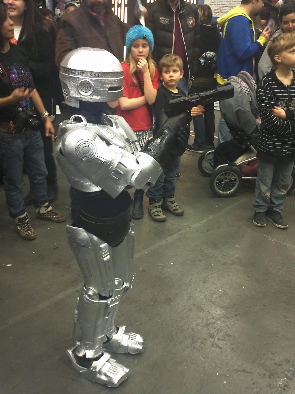 Robocop by EgonEagle