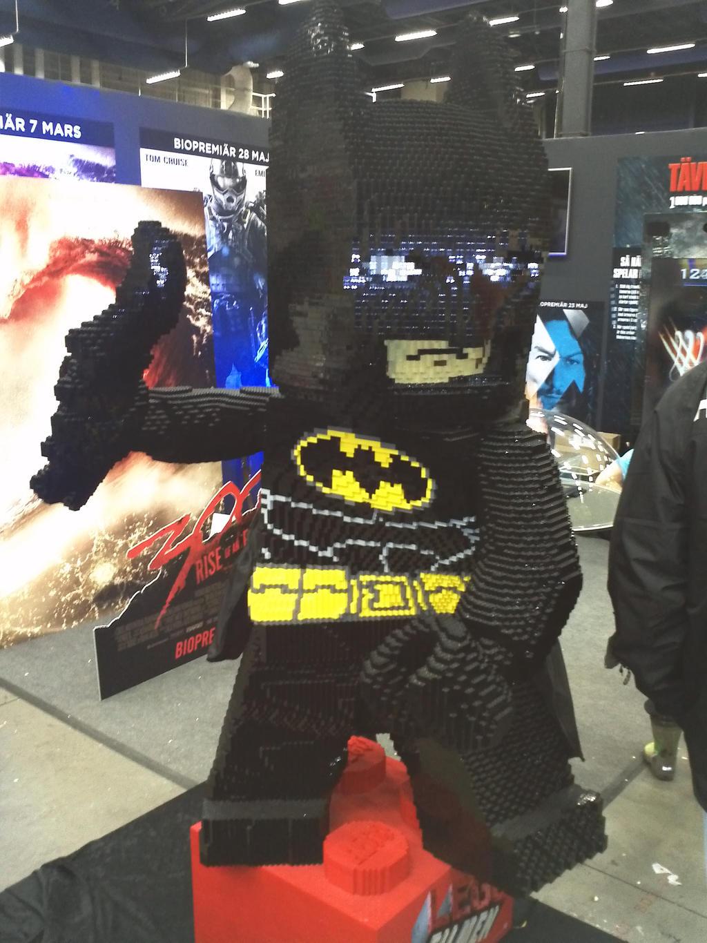 Lego Batman by EgonEagle
