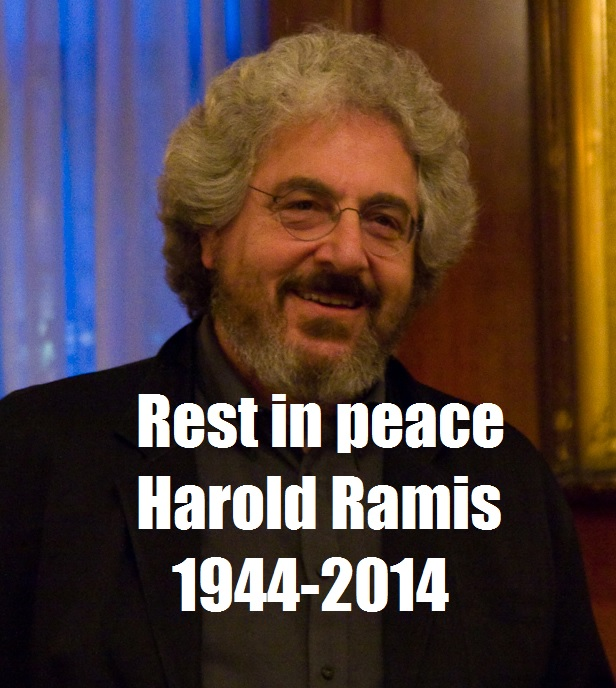 Harold Ramis 1944-2014 by EgonEagle