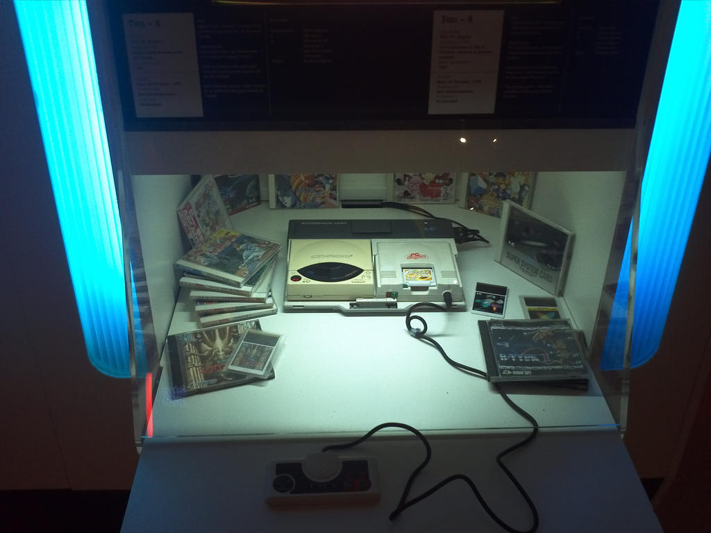 PC Engine by EgonEagle