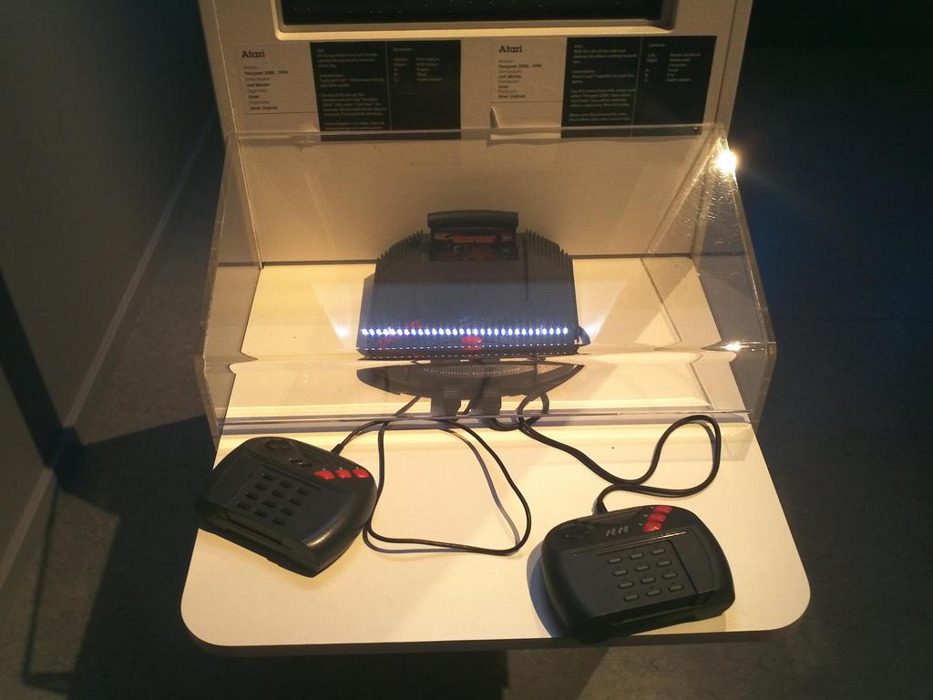 Atari Jaguar by EgonEagle