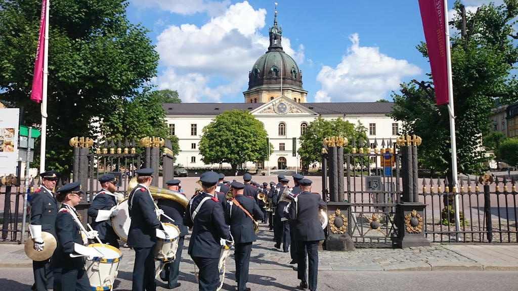Swedish Army Museum by EgonEagle