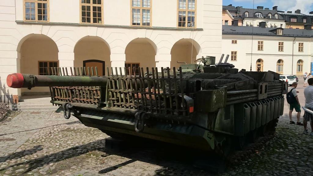 Stridsvagn 103 by EgonEagle