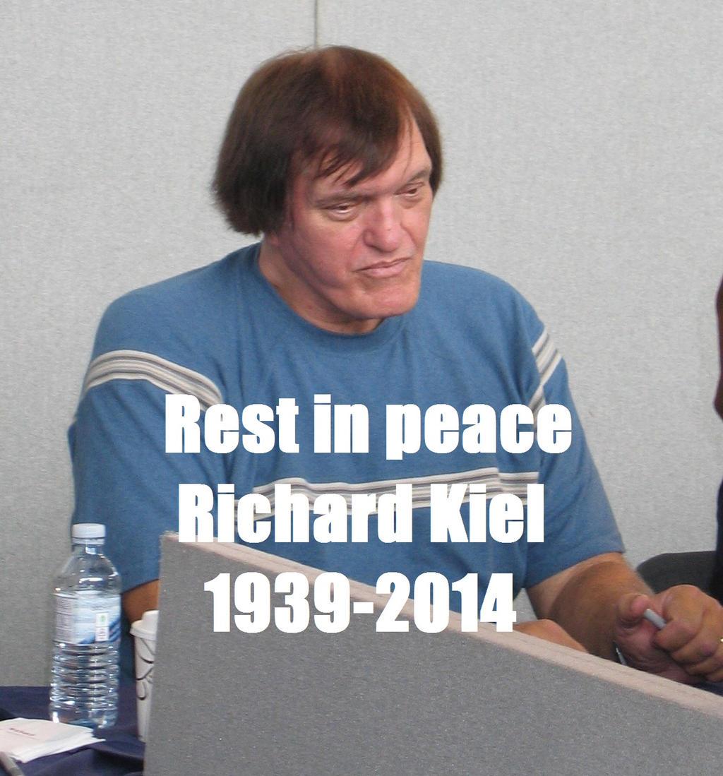 Richard Kiel 1939-2014 by EgonEagle