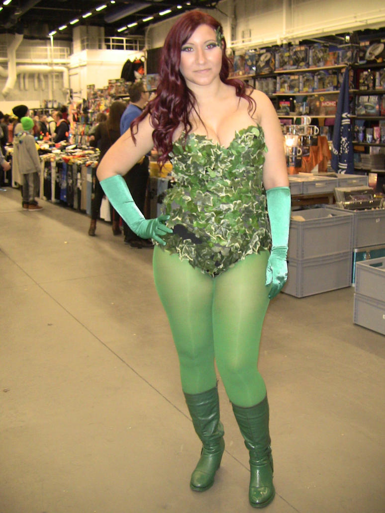 Poison Ivy by EgonEagle
