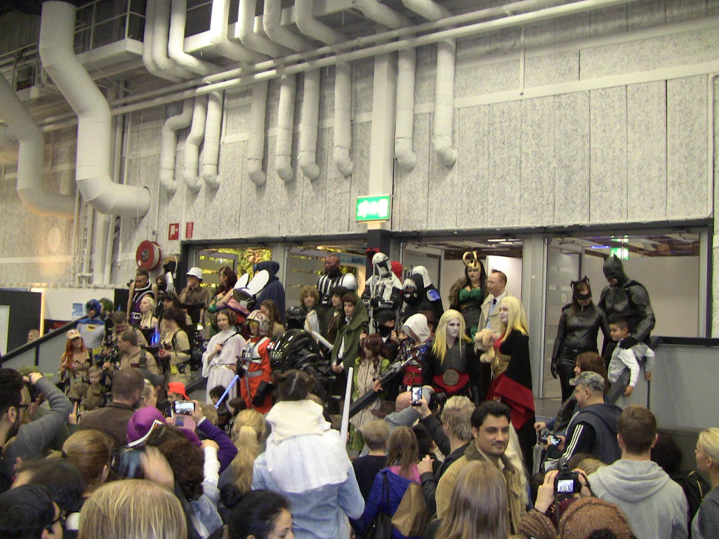 Cosplayers 2014 by EgonEagle