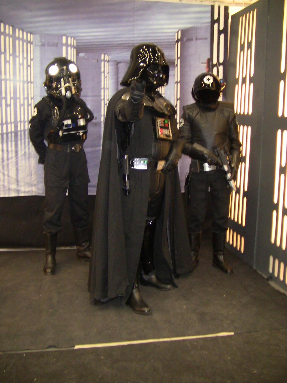 Darth Vader by EgonEagle