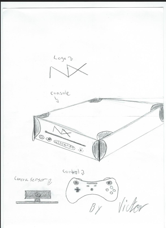 Nintendo NX by EgonEagle