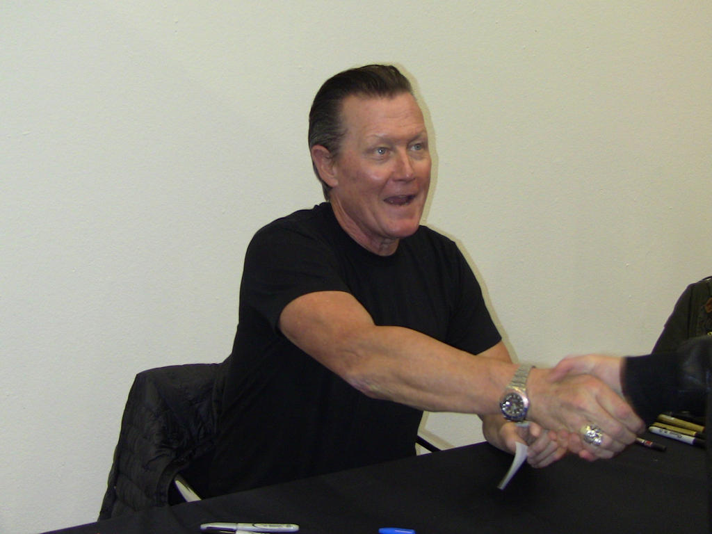 Robert Patrick by EgonEagle