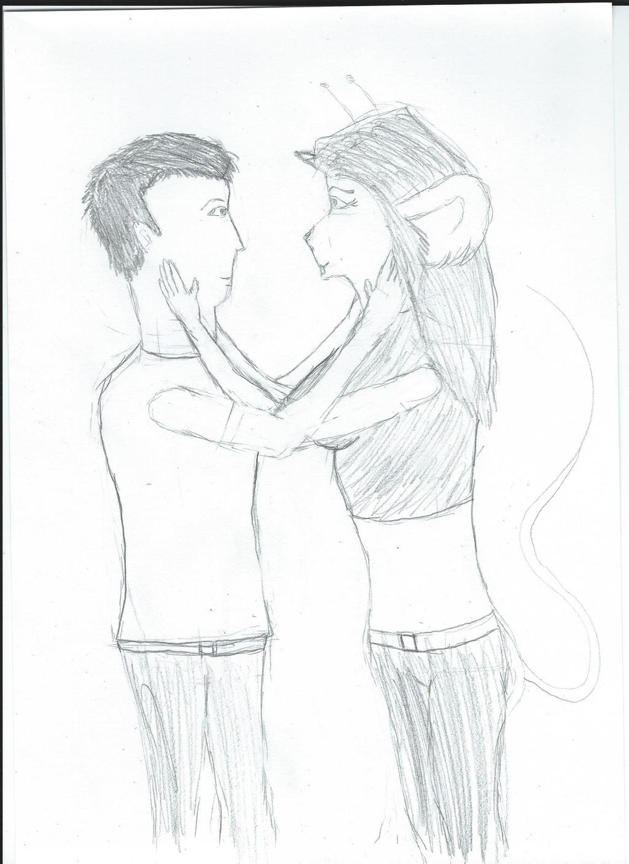 Close love by EgonEagle
