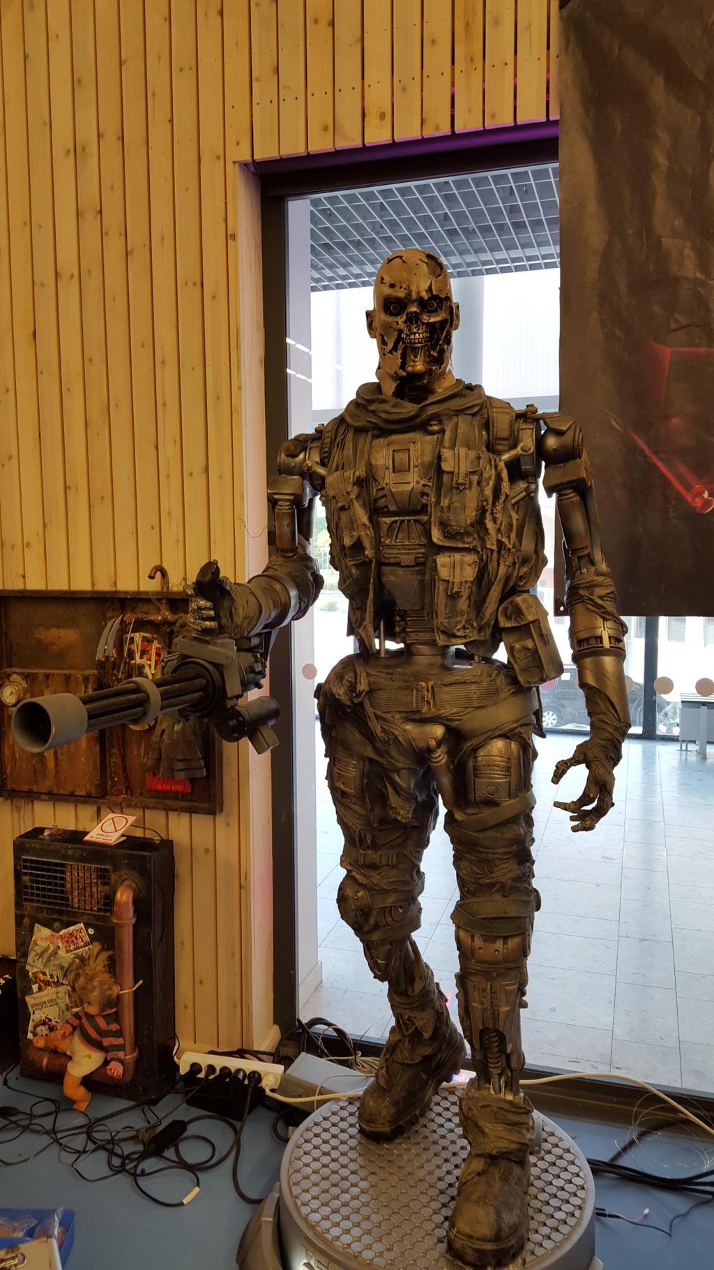 Terminator by EgonEagle