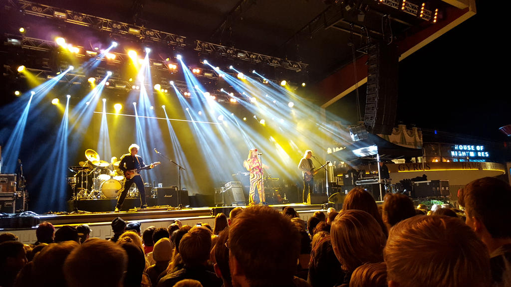 Weird Al Yankovic in Stockholm by EgonEagle