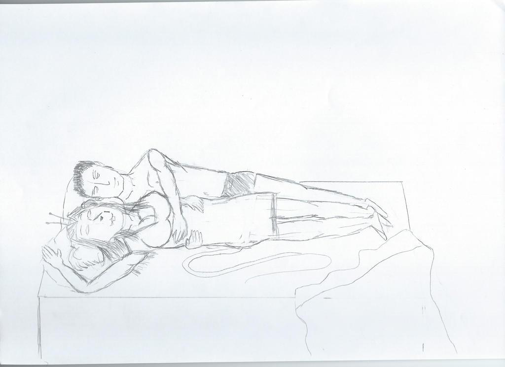 Sleeping by EgonEagle