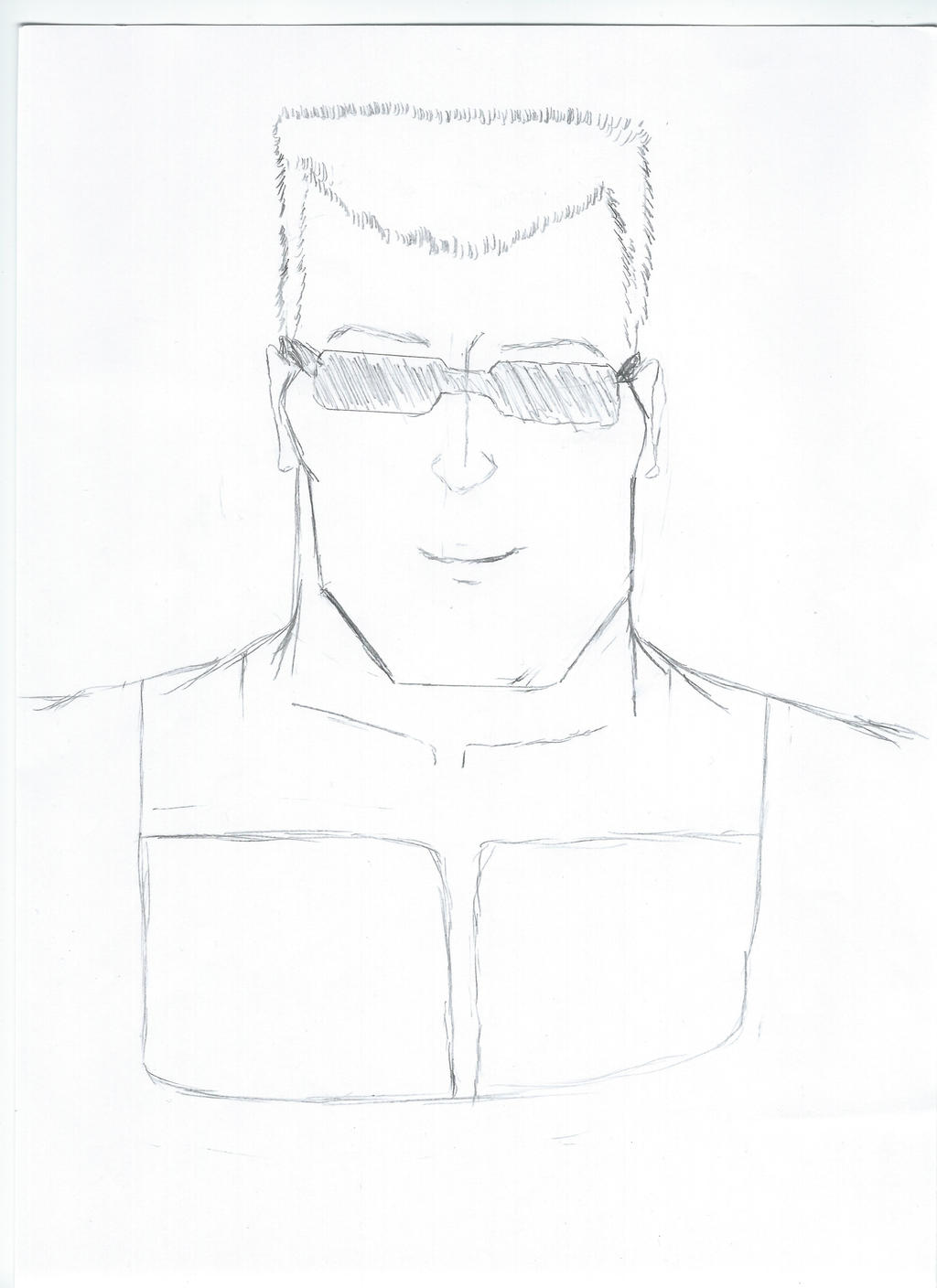 Duke Nukem by EgonEagle