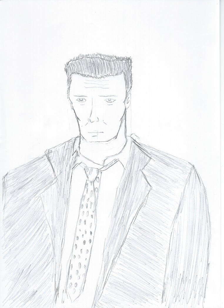 Max Payne by EgonEagle