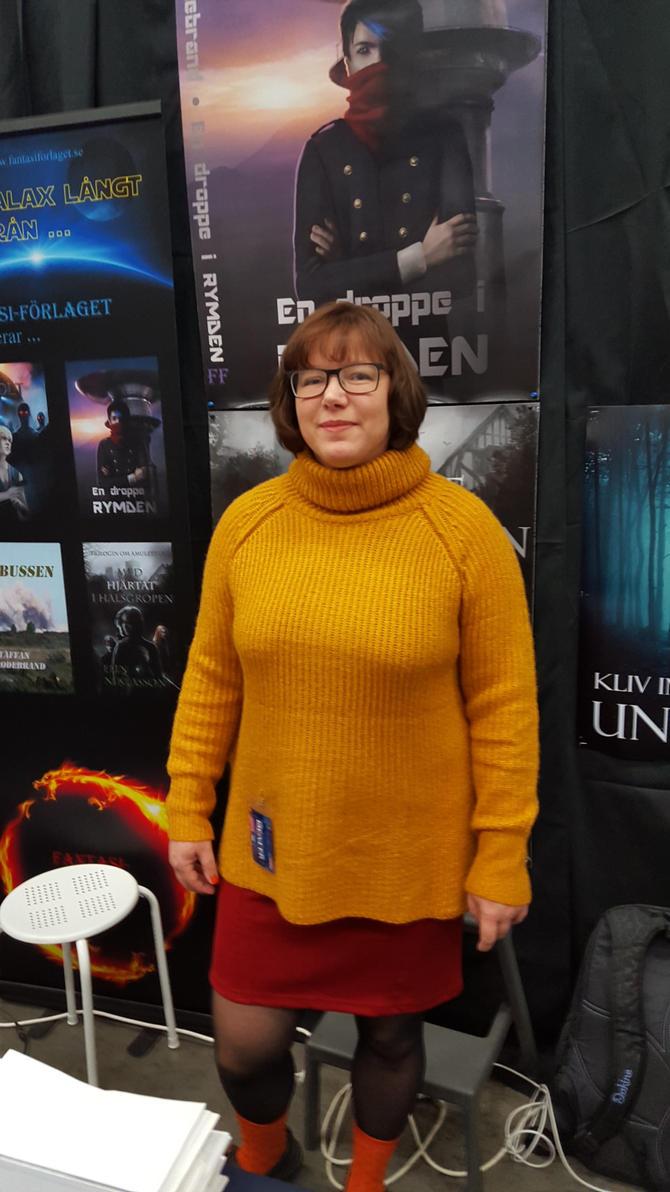 Velma by EgonEagle