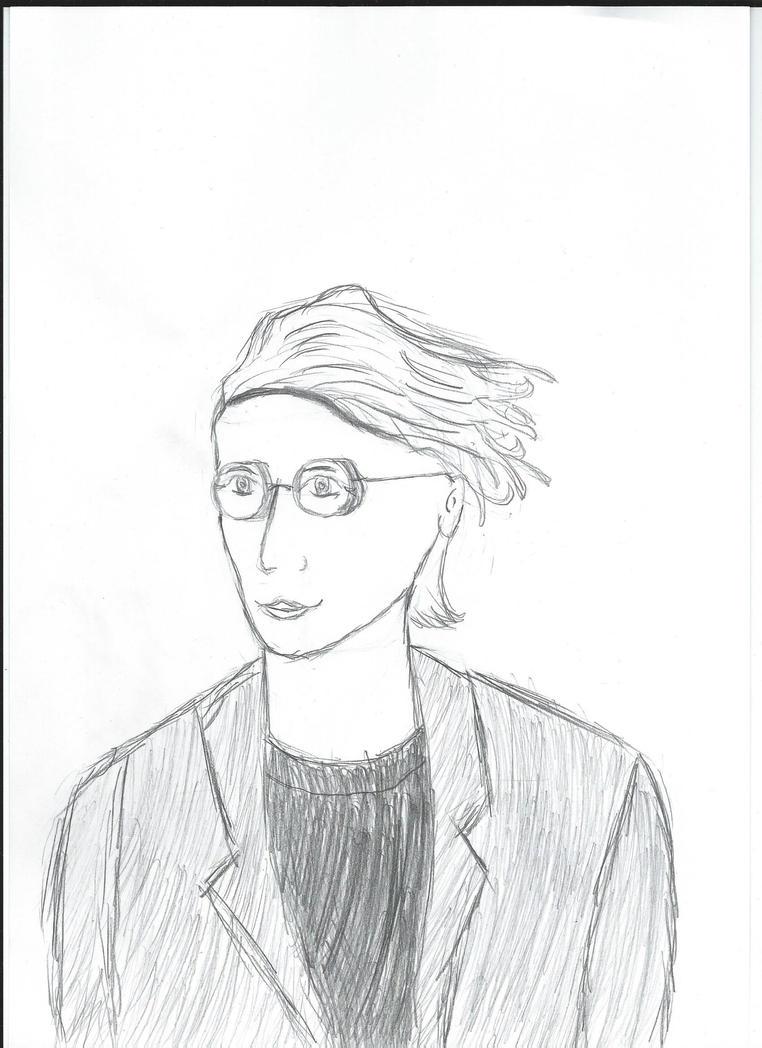 Jillian Holtzmann by EgonEagle